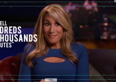 Lori on ABC-TV's SHARK TANK