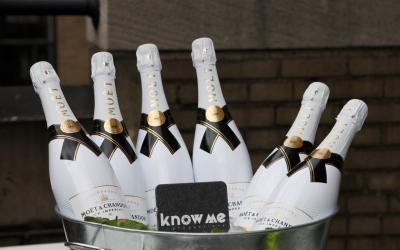 KMP Champagne Meet & Greet